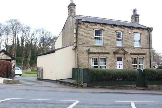 Thumbnail Detached house for sale in Halifax Road, Batley