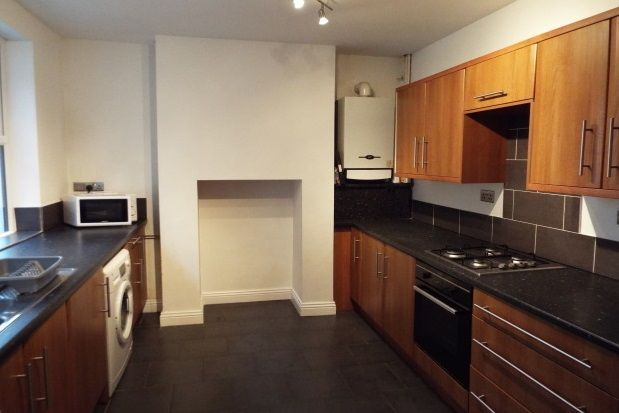 Thumbnail Terraced house to rent in Ruskin Road, Crewe