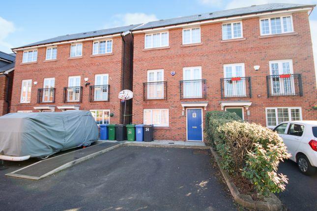 Thumbnail Semi-detached house for sale in Monks Place, Warrington