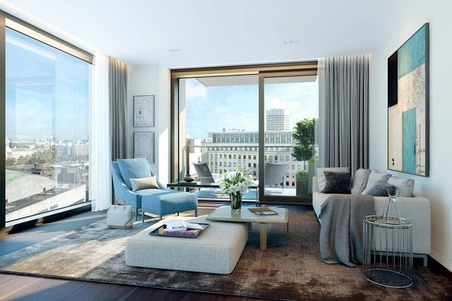 Thumbnail Flat for sale in One Casson Square, Southbank Place, Belvedere Road, London