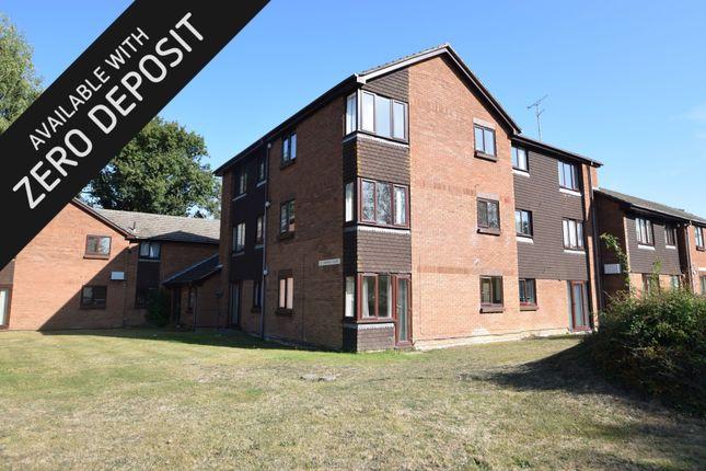 Thumbnail Flat to rent in Stubbington Way, Fair Oak, Eastleigh