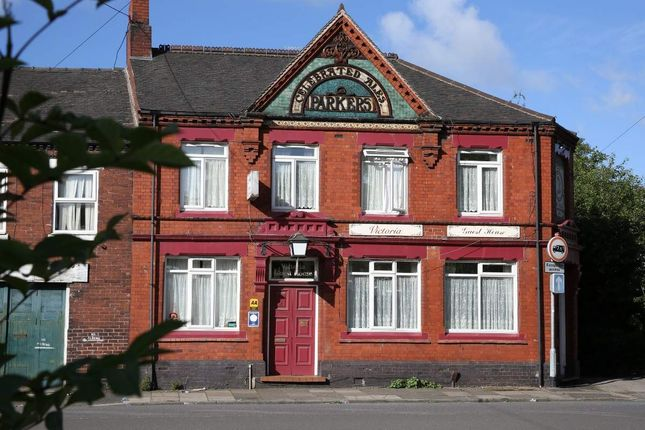 Thumbnail Commercial property for sale in Roundwell Street, Tunstall, Stoke-On-Trent