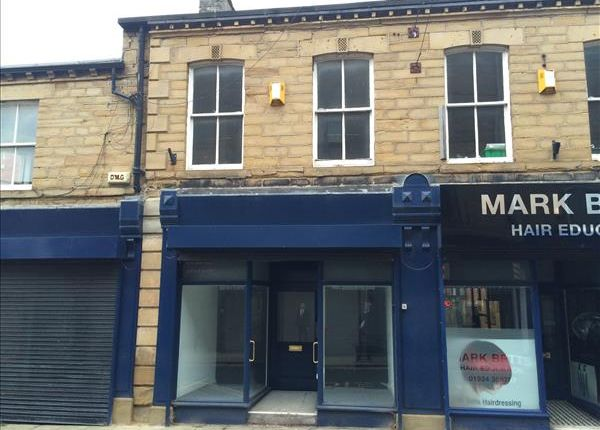 Thumbnail Retail premises to let in 20 Commercial Street, Batley