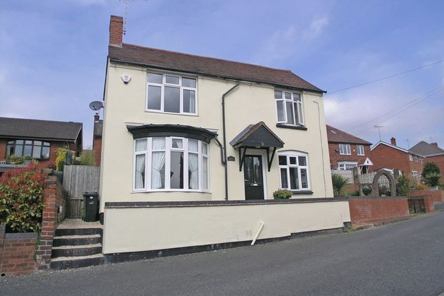 Thumbnail Detached house for sale in Stour Hill, Quarry Bank, Brierley Hill