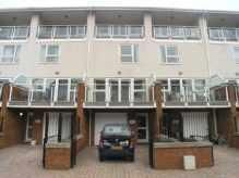 Thumbnail Town house to rent in Taliesin Court, Chandlery Way, Cardiff