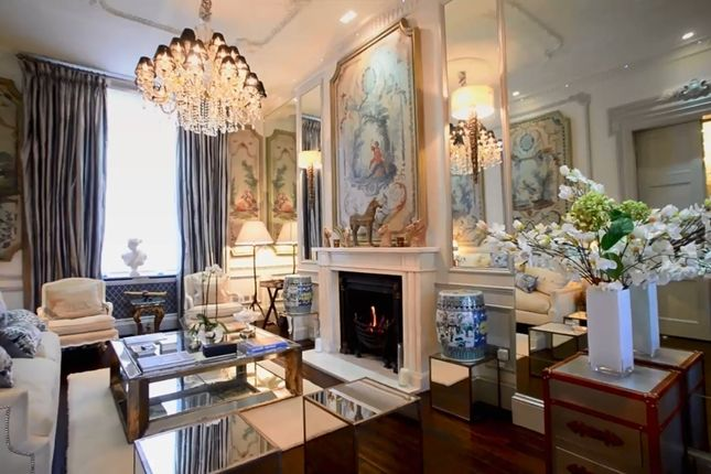 Thumbnail Terraced house to rent in Hanover Terrace, London