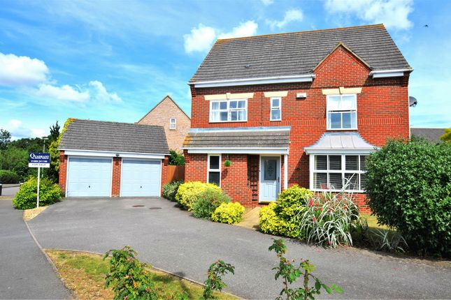 Thumbnail Detached house for sale in Cranesbill Drive, Bicester