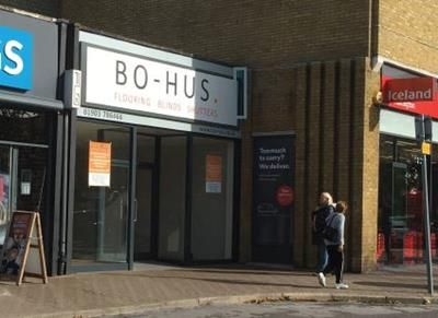 Thumbnail Retail premises to let in 12 Churchill Parade, The Street, Rustington, West Sussex