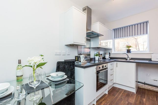 Thumbnail Flat for sale in Station Road, Hinckley