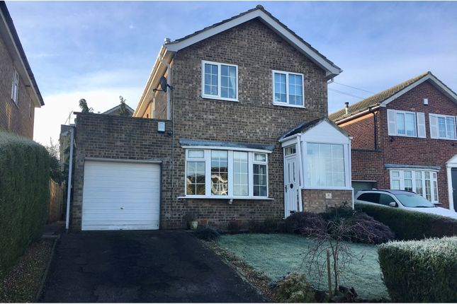 3 bed detached house for sale in Syke Green, Scarcroft, Leeds