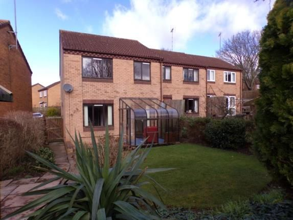 Thumbnail End terrace house for sale in Cedar Road, Redditch, Worcestershire