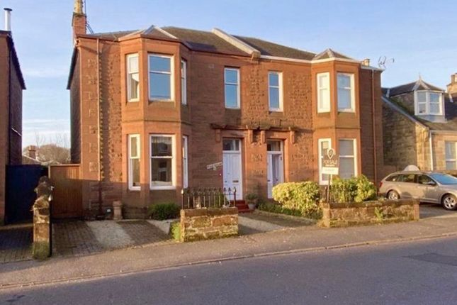 Thumbnail Semi-detached house for sale in St. Leonards Road, Ayr