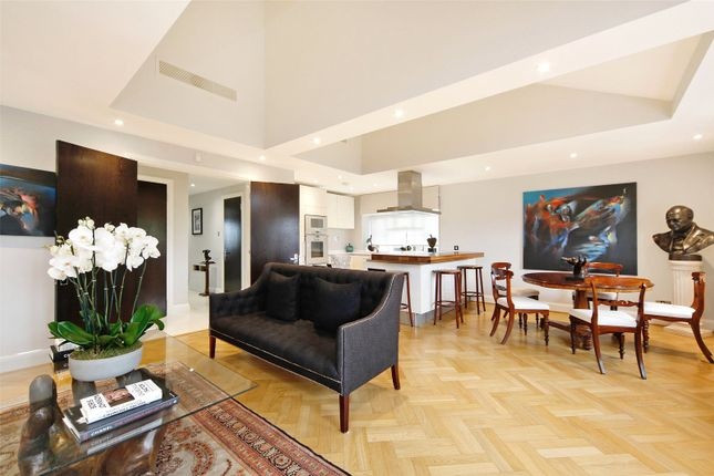 2 bed flat for sale in Eaton Square, Belgravia, London SW1W