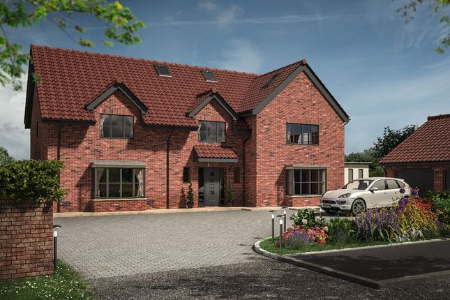 Thumbnail Detached house for sale in Aislaby Lodge, Aislaby