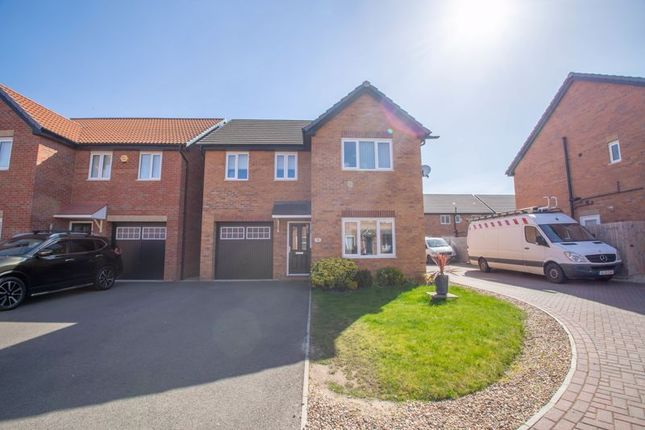4 bed detached house for sale in Leon Drive, Cardea/Stanground, Peterborough PE2