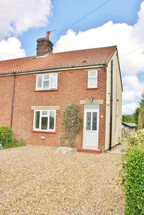Thumbnail Semi-detached house to rent in Buxton Road, North Walsham