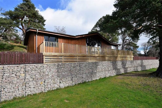 Thumbnail Lodge for sale in Seafield Avenue, Grantown-On-Spey