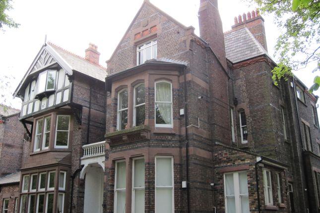 2 bed flat to rent in Aigburth Drive, Liverpool L17