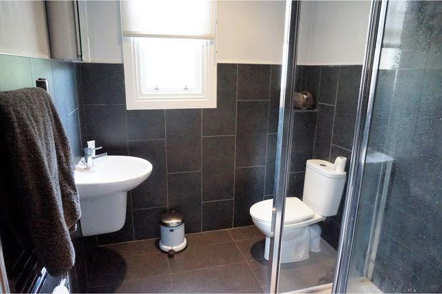 Shower Room of Rossie Steadings, Perth PH2
