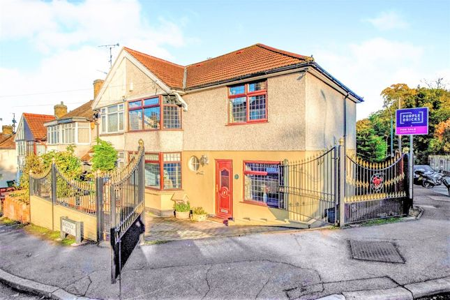 Thumbnail End terrace house for sale in Brigstock Road, Belvedere
