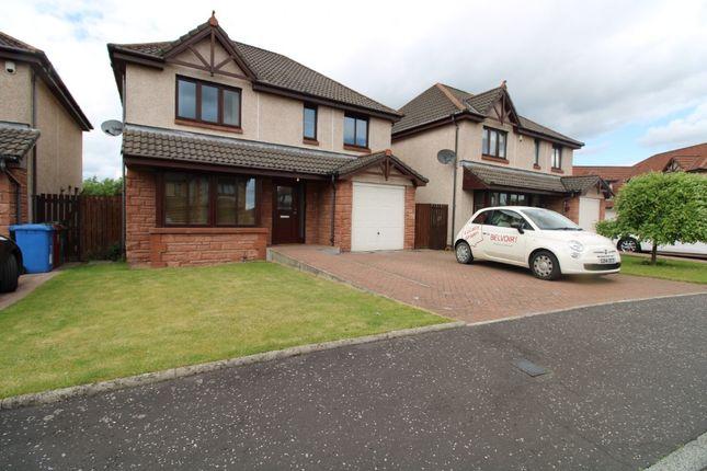 4 bed detached house to rent in Westpark Crescent, Falkirk FK2