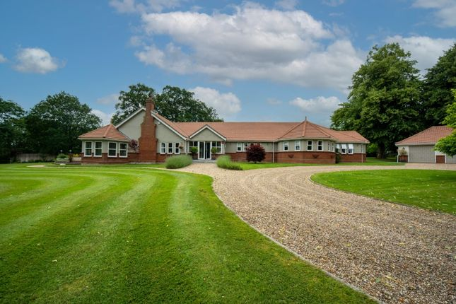 Thumbnail Detached bungalow for sale in Manor Drive, Wetheringsett, Stowmarket, Suffolk