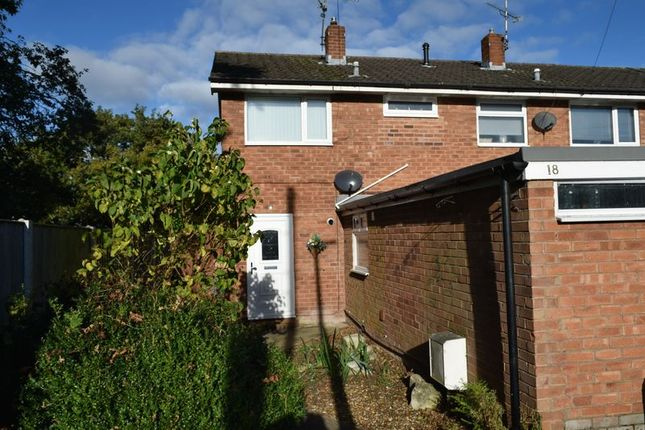 Thumbnail Terraced house for sale in Springwood Close, Blacon, Chester