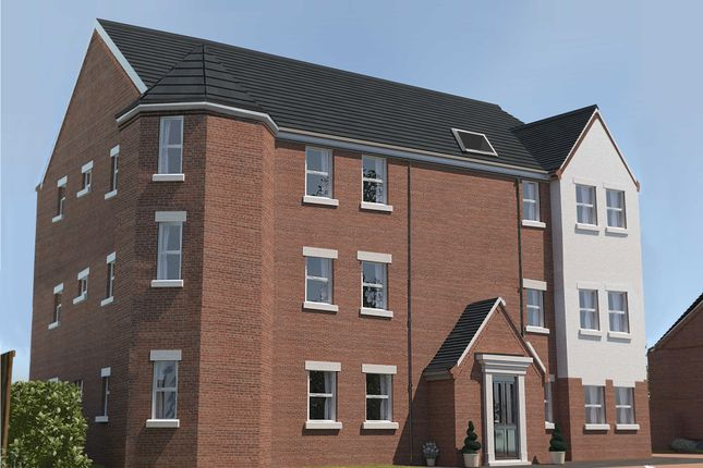 Thumbnail Flat for sale in The Claremont, Lime Tree Park, Saltergate, Chesterfield