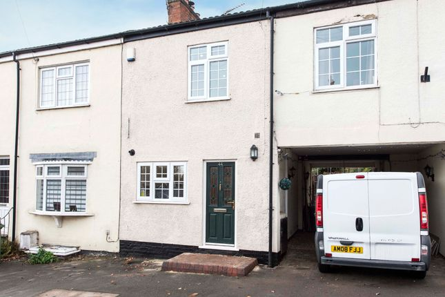 Thumbnail Terraced house to rent in Daventry Road, Dunchurch, Rugby