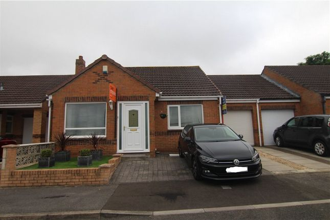 Thumbnail Bungalow for sale in Priory Court, Sacriston, Durham