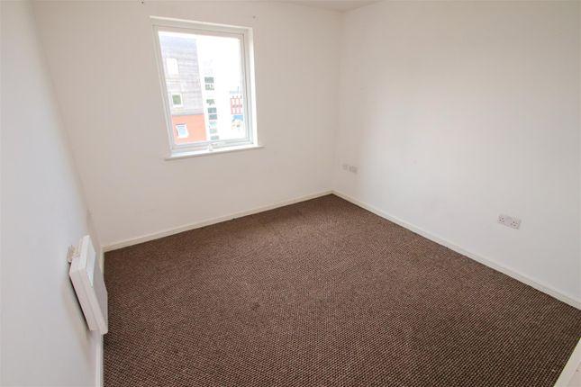 Bedroom One of Lancashire Court, Federation Road, Burslem, Stoke-On-Trent ST6