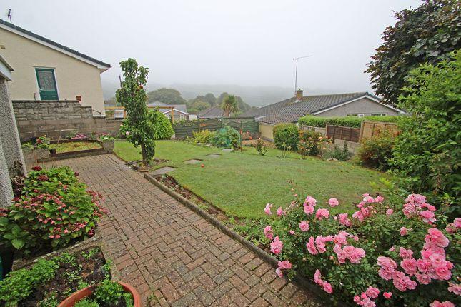Thumbnail Detached bungalow for sale in Furzehatt Rise, Plymstock, Plymouht, Devon