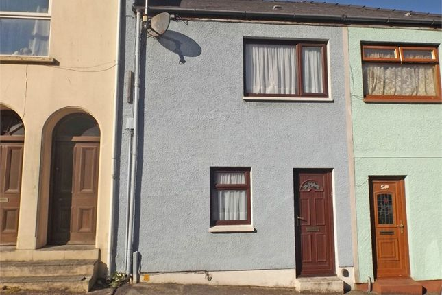 Thumbnail Terraced house for sale in Laws Street, Pembroke Dock, Pembrokeshire