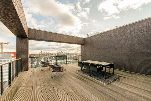 Rooftop Terrace/Conservatory