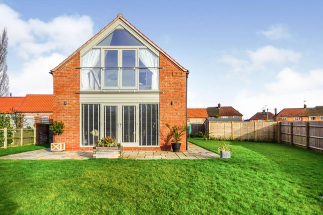 Thumbnail Detached house for sale in Newton Paddocks, Eakring