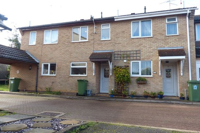 2 bed terraced house for sale in Sunnymead, Peterborough, Cambridgeshire. PE4