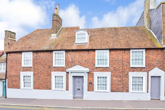 Detached House For Sale In Manor Road Deal Kent
