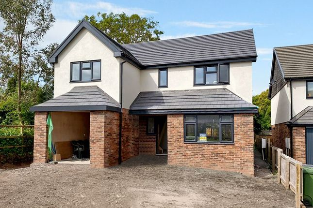 4 bed detached house for sale in Apple Tree Close, Clehonger, Hereford HR2