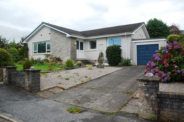 Thumbnail Detached bungalow for sale in 20 Holroyd Road, Kirkcudbright