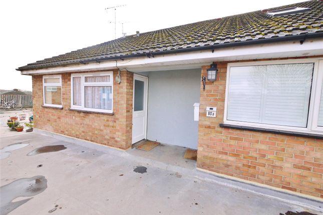 Thumbnail Flat for sale in Church Lane, Doddinghurst, Brentwood, Essex