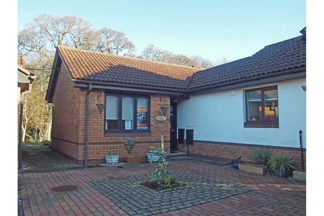 Thumbnail Detached bungalow for sale in Monkswood Avenue, Morecambe