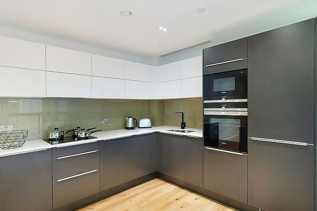Kitchen of Rosamond House, Elizabeth Court, Westminster, London SW1P