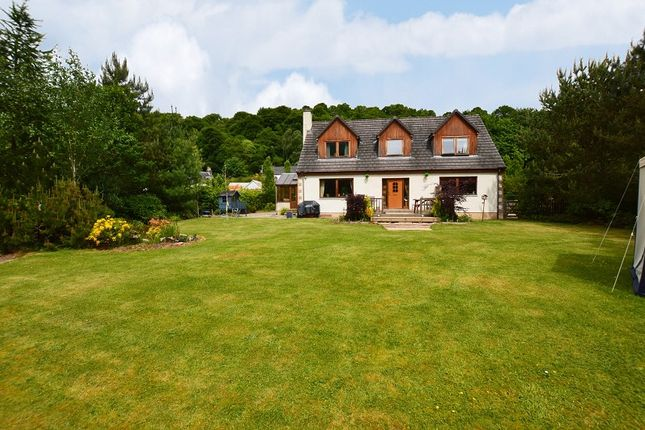Thumbnail Detached house for sale in Rivermill House Milton, Drumnadrochit, Inverness