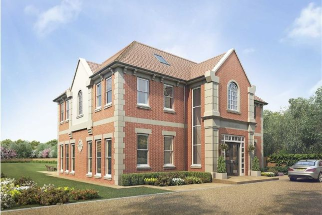 Thumbnail Detached house for sale in Hendon Wood Lane, Mill Hill, London