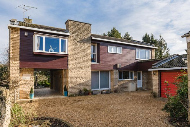 Thumbnail Detached house for sale in Mill Road, Yarwell, Peterborough