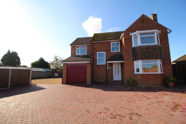 Thumbnail Detached house for sale in The Ridgeway, Stourport-On-Severn