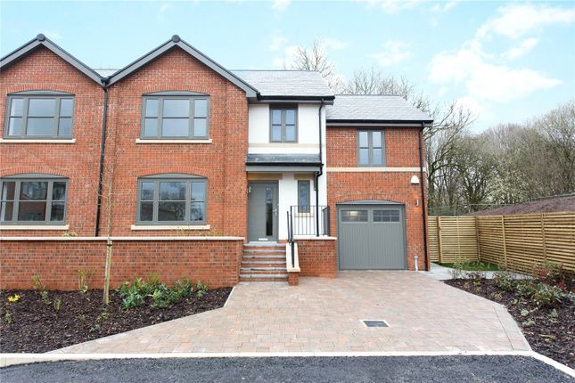 Thumbnail Semi-detached house for sale in Railway Street, Bury, Greater Manchester