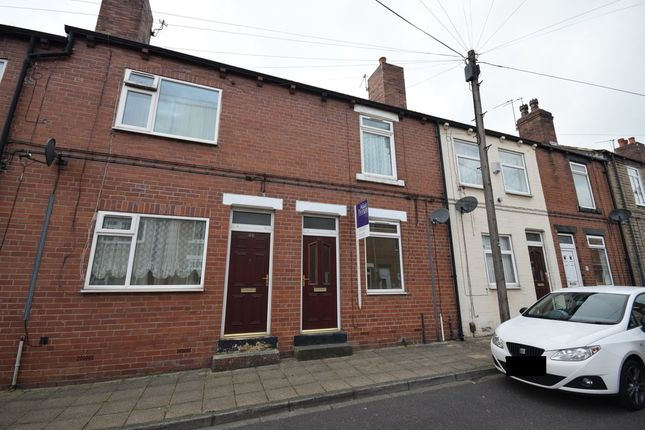 Thumbnail Terraced house to rent in Manor Grove, Glasshoughton, Castleford