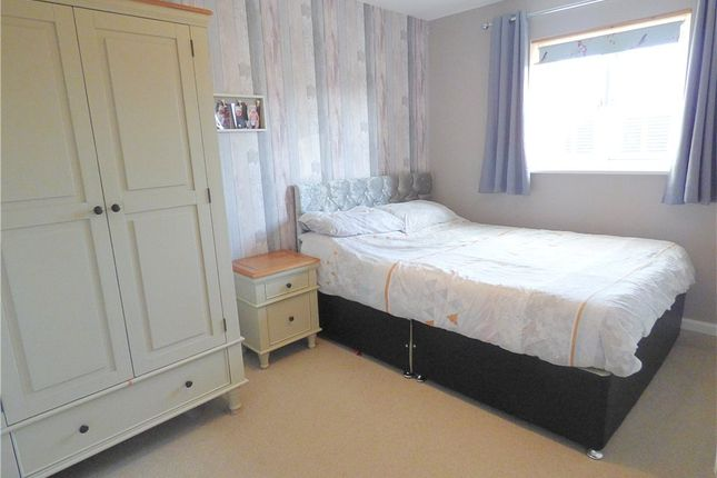 Master Bedroom of The Knoll, Keighley, West Yorkshire BD22