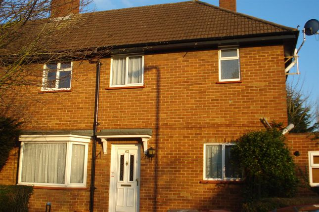 Thumbnail Semi-detached house to rent in Hawthorne Crescent, Slough